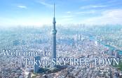Tokyo Sky Tree – nejvyšší vysílač na světě měří 634 metrů